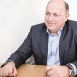 Andreas Klauser, CEO Palfinger