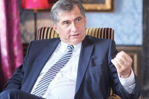Ernst Wastler, CEO der VAMED AG