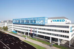 VAMED-Zentrale in Wien: Erneuert und erweitert